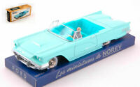 Model Car Scale 1:43 Norev Ford Thunderbird vehicles road diecast Blue