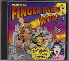Chet Atkins - The Day Finger Pickers Took Over The World - CD (Columbia 4868712)