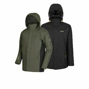 Regatta Thornridge Men's Padded Insulated Waterproof Jacket Rain Coat RRP £70
