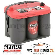 RTC4.2 BATTERIA ORIGINALE OPTIMA®️ RED TOP 50AH 815A FIAT FREEMONT JEEP WRANGLER