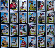 2018 Topps Heritage Minor League Baseball Cards Complete Your Set Pick From List