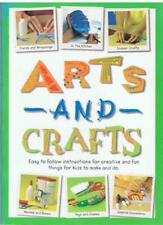 Arts and Crafts (Craft Books) By Vivienne Bolton