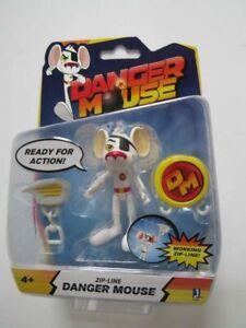 Danger Mouse Zip Line Action Figure