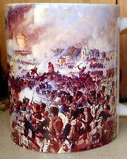 Napoleon Napoleonic wars Battle of Smolensk 1812 Russian vs french armies MUG