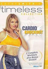 KATHY SMITH TIMELESS: CARDIO KNOCKOUT WITH TAI CHI - DVD - Region Free