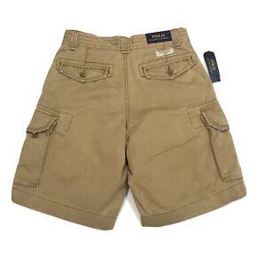 Ralph Lauren Men's Shorts Cargo (Khaki)      RRP  £109