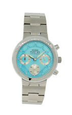 Hush Puppies HP.6001L.1514 Women's Tourquoise Chronograph Stainless Steel Watch