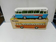 REX TOYS OF GERMANY  BIG SCALE PLASTIC MODEL OF A NEOPLAN COACH BUS NM BOXED