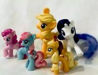My Little Pony Ponyville Figure Lot Of 5 Sweetie Belle Collectors Hasbro Rainbow