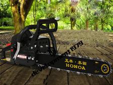 "9818 high-power gasoline saws chain saw wood saw 20""  New"