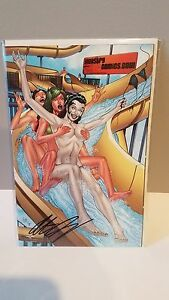 Grimm Fairy Tales Bad Girls #3 Industry Comics Exclusive LTD 250 ~SIGNED~