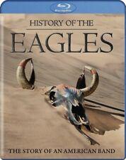 Blu-ray History of The Eagles Parts 1 & 2 [Subt Eng+Fre+Esp+Por+Ger+Ita] Reg ALL