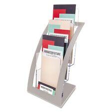 Deflecto Three-Tier Leaflet Holder - 693645