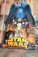 Commander Bly Star Wars Revenge Of The Sith Collection 2005