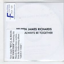 (GN340) Reuben James Richards, We'll Always Be Together - DJ CD
