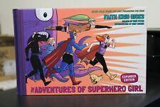 Dark Horse Comics ADVENTURES OF SUPERHERO GIRL by Faith Erin Hicks hardcover