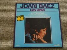 Joan Baez Love Songs - LP - washed /gewaschen