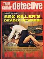 ORIGINAL Vintage April 1971 True Crime Detective Magazine GGA