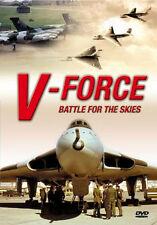DVD:V-FORCE - BATTLE FOR THE SKIES - NEW Region 2 UK