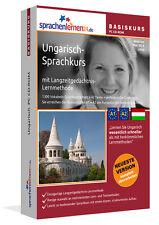 Ungarisch lernen,Sprachkurs,Lernsoftware,Basiskurs für Anfänger,Sprachenlernen24