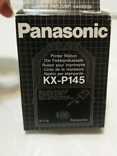 Panasonic Black Printer Ribbon - 3,000,000 Characters