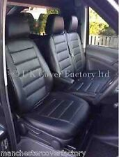 FORD TRANSIT CUSTOM MADE TO MEASURE VAN SEAT COVER QUILTED A120BK IN STOCK!!