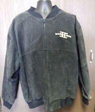 Oscar De La Hoya Vs Shane Mosley II Suede Jacket MGM Grand Jeff Hamilton Rare