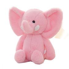 Elephant plush toy,small elephant stuffed animal,Pink elephant plush toy,22CM