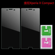 2 Pcs 9H Premium Tempered Glass Screen Protector For Sony Xperia X Compact/Mini