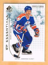 2009-10 SP Authentic Mark Messier /1999 Edmonton Oilers #129