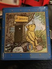 Disney/Schilling Toys Musical Wind Up Winnie The Pooh In the Box