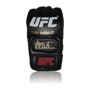 Khabib Nurmagomedov Signed UFC Glove/Mitt The Eagle