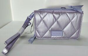 Vera Bradley - Ultralight RFID 3 in 1 Crossbody - Lavender Pearl