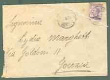 Colonie. ERITREA. Lettera da Chereu a Gorizia del 10.8.1928 affrancata...
