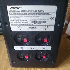 Bose Boxen 3 Series 4 IV Speaker System