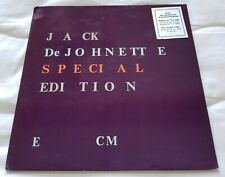 Jack DeJohnette Special Edition (ECM) David Murray, Arthur Blythe AUTOGRAPHED X3