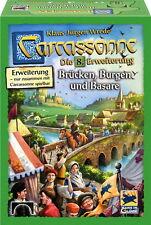 Hans im Glück Carcassonne 8. Erweiterung Brücken, Burgen und Basare 48267