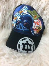 Angry Birds Star Wars Adjustable Strap Black Cap /OS