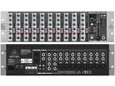 Behringer RX-1202FX Rack Mount 12-Channel Line and Microphone Mixer with Effects