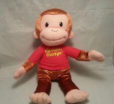 Curious George Stuffed Animal Plush Monkey Toy Doll by Kellytoy