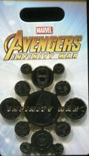 New Avengers Infinity War Icons Logo Marvel Disney Pin