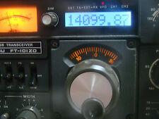 Yaesu FT-101ZD LCD Frequency Counter Display Retrofit HF AM SSB Radio MSM9520RS