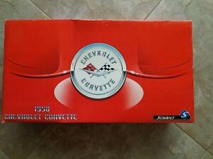 Solido 1958 Chevrolet Corvette 1/12 Scale Diecast NIB