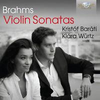 Kristof Barati Klara Wurtz - Violin Sons [New CD]