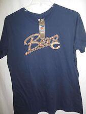 Chicago Bears Women's NFL Team Apparel Tee Shirt Size 2XL