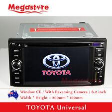 TOYOTA CAR DVD Player GPS Stereo ECHO Landcruiser PRADO HIACE RAV4 Camry HILUX