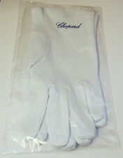 Authentic Chopard Jewelry Watch Dealer Inspection Gloves