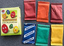Eierfarbe für 60 Eier Eifarbe Kristallfarbe Farbe Färbetabletten Färbeplättchen