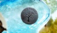 Origami Owl 💋 large living locket window plate round My Family new