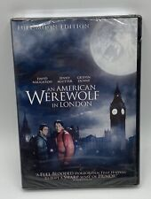 An American Werewolf in London Full Moon Edition 2 Disc Set New Sealed